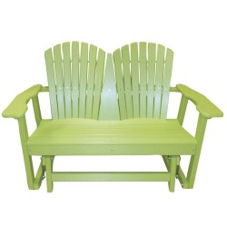 Classic Double Glider Bench