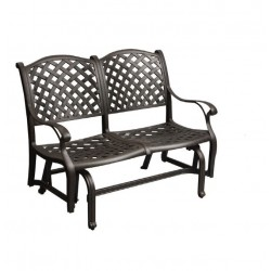 New Providence Double Glider Bench