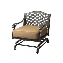 New Providence Deep Seating Rocking Arm Chair