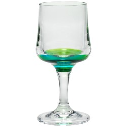 Reflections Peacock Wine Glass - Set of 6