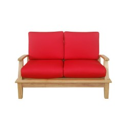 Brianna Deep Seating Loveseat