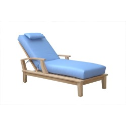 Brianna Deep Seating Sun Lounger Chaise