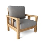 South Bay Deep Seating Arm Chair